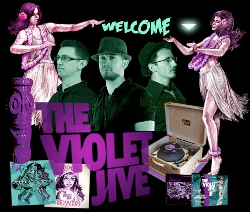 CHRISTMAS PARTY – THE VIOLET JIVE