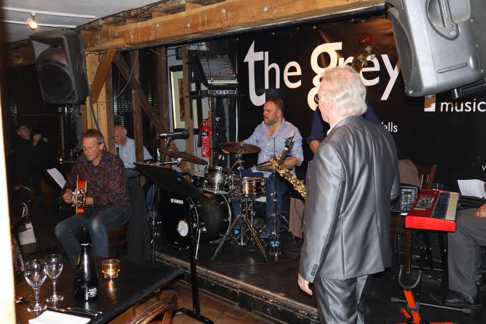 Bob Bernard Quartet & Guests