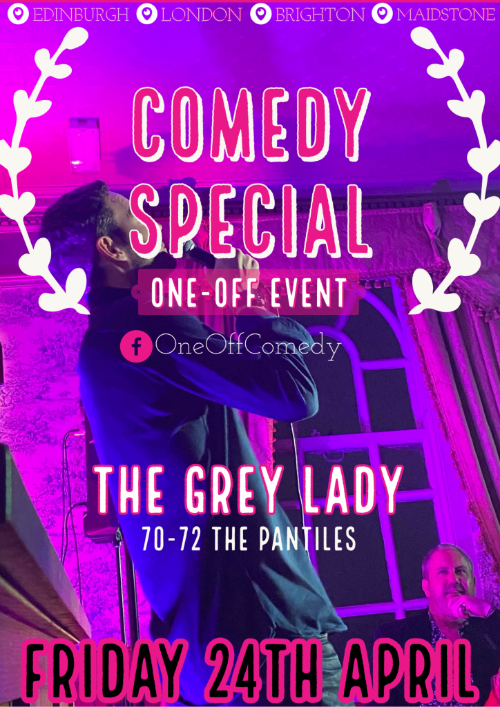 One Off Comedy Night
